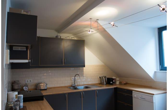 Apartment in Saint-Gilles Triplex, Barriere de Saint Gilles - 8