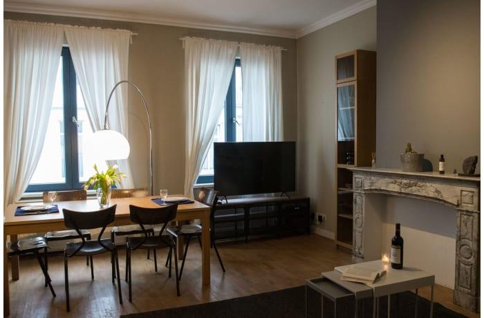 Apartment in Saint-Gilles Triplex, Barriere de Saint Gilles - 62