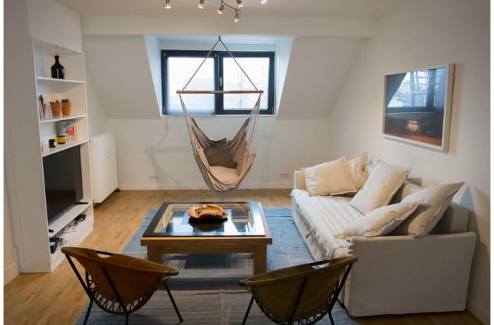 Apartment in Saint-Gilles Triplex, Barriere de Saint Gilles - 21