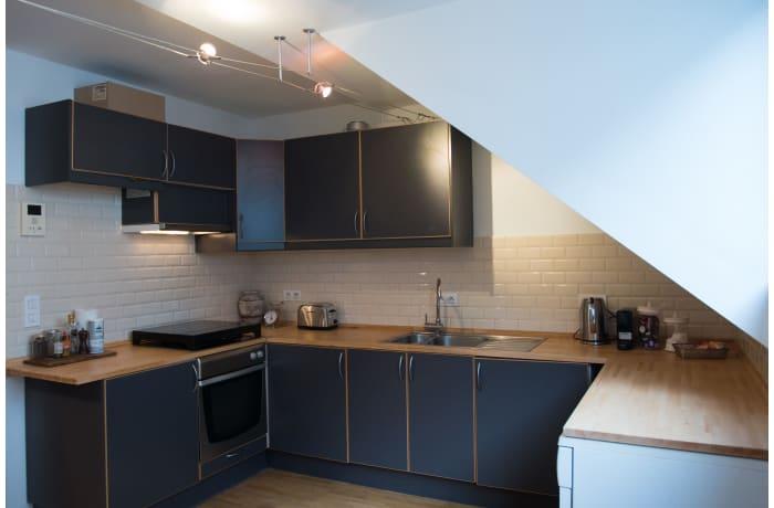 Apartment in Saint-Gilles Triplex, Barriere de Saint Gilles - 6