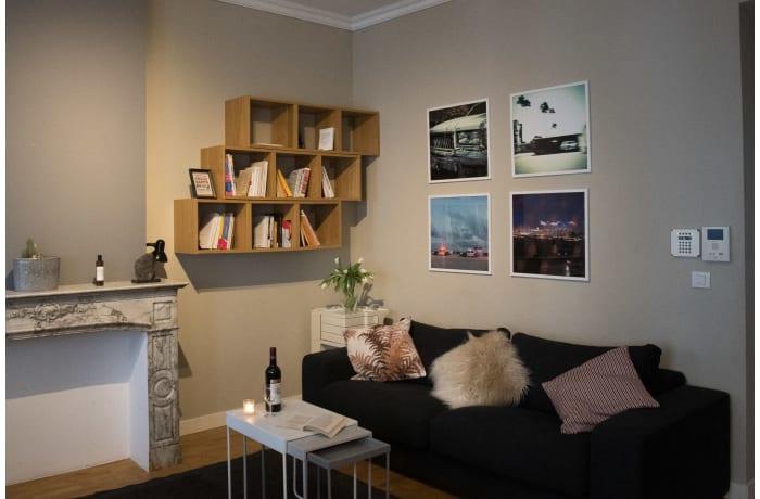 Apartment in Saint-Gilles Triplex, Barriere de Saint Gilles - 60