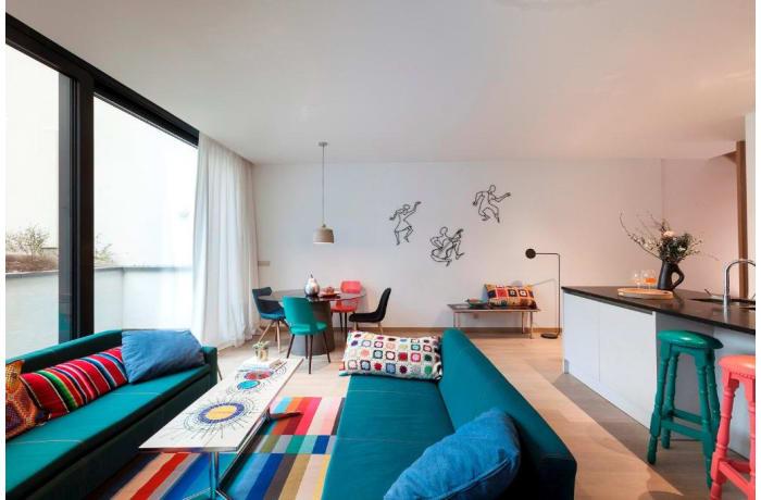 Apartment in Uccle VI, Dieweg - 2