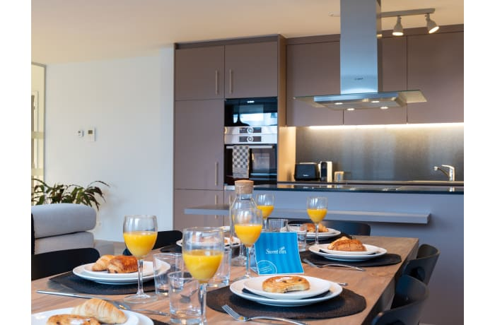 Apartment in Saint Jean - Anvers V, Grand Place - 4
