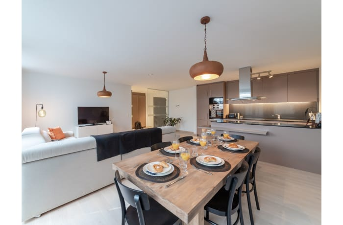 Apartment in Saint Jean - Anvers V, Grand Place - 3