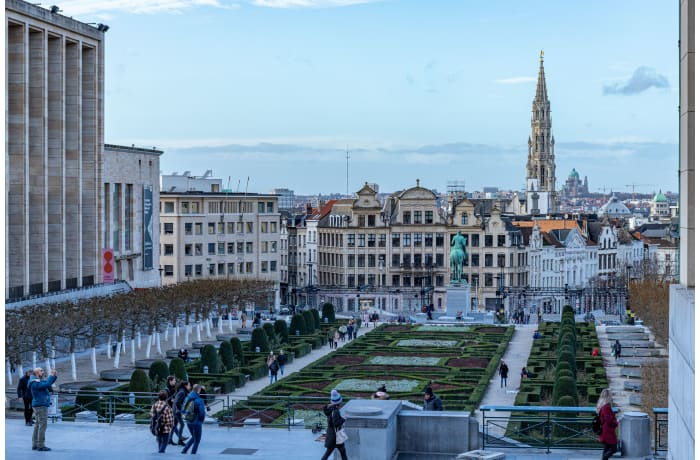 Apartment in Saint Jean - Anvers V, Grand Place - 25
