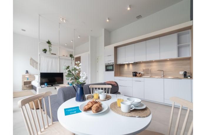 Apartment in Luxembourg I, Eu Quarter - 3