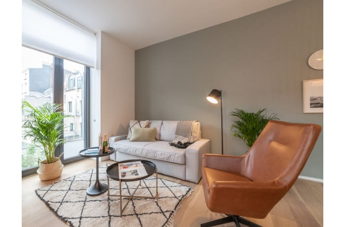 Apartment in Luxembourg III, Eu Quarter - 1