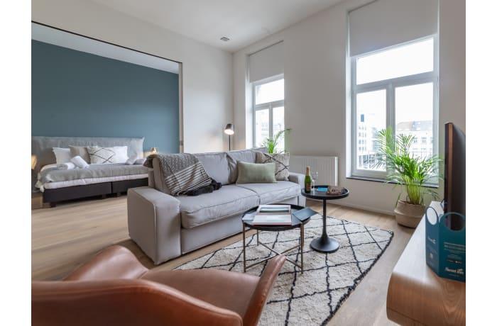 Apartment in Luxembourg IV, Eu Quarter - 1
