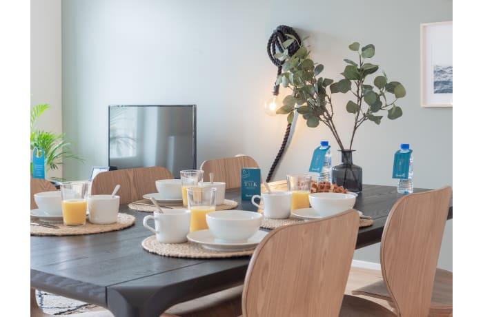 Apartment in Luxembourg IV, Eu Quarter - 6