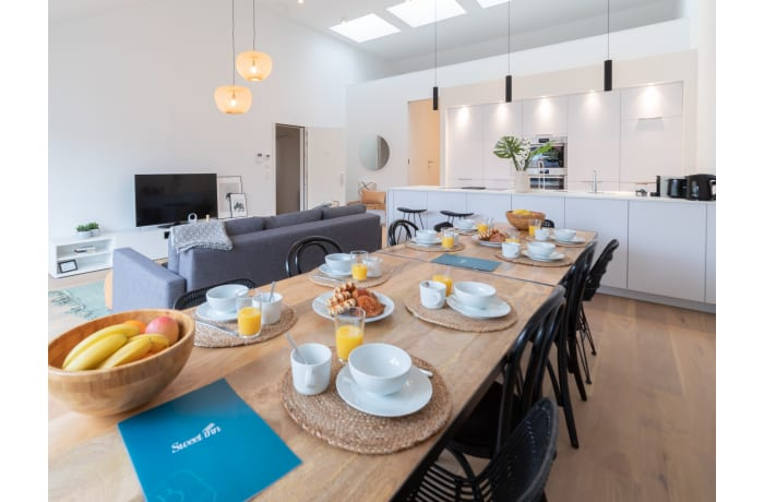 Apartment in Luxembourg V, Eu Quarter - 3
