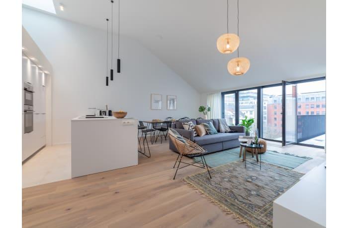 Apartment in Luxembourg V, Eu Quarter - 1