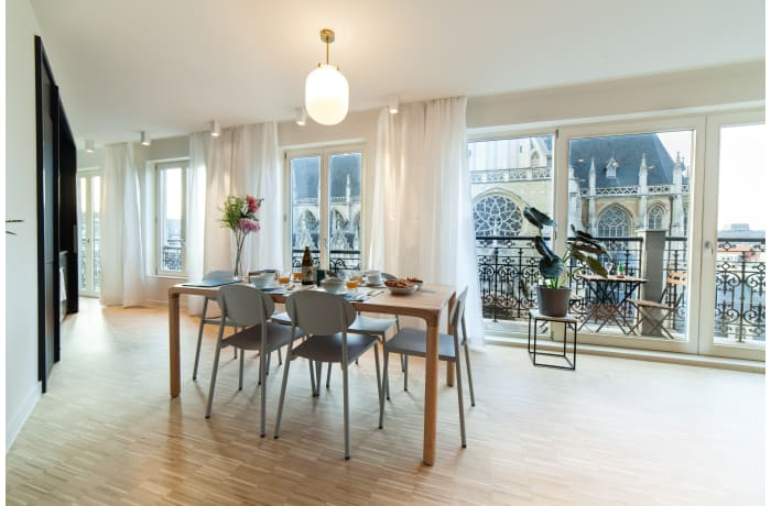 Apartment in Regence III, Sablon - 7