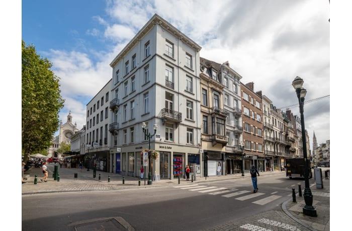 Apartment in Dansaert I, Saint Catherine - 0