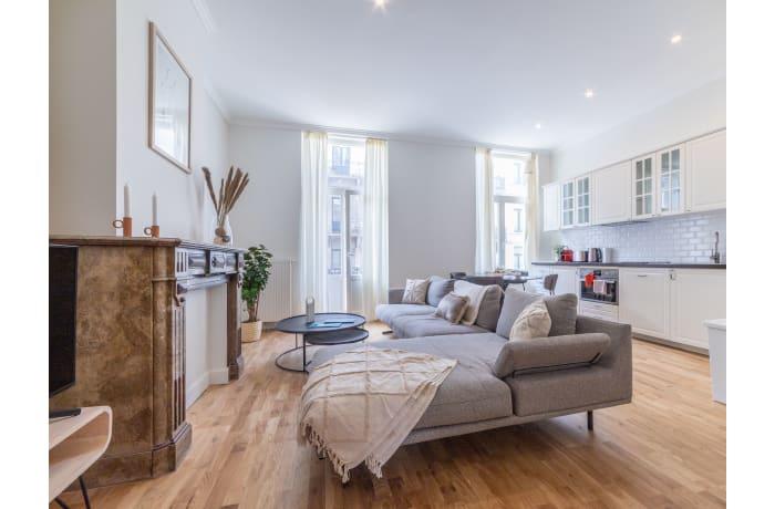 Apartment in Dansaert I, Saint Catherine - 1