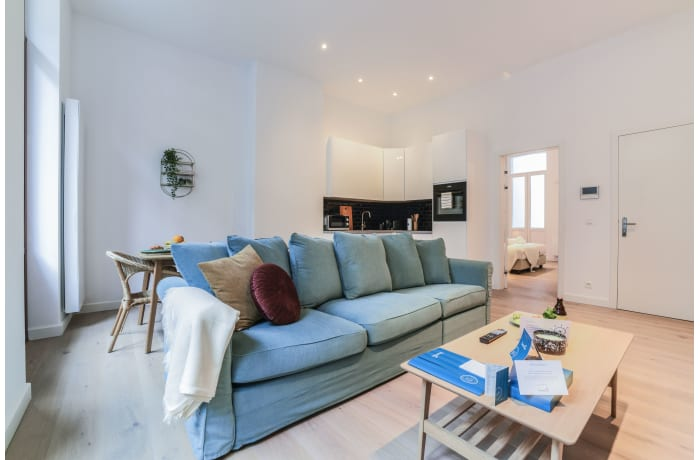 Apartment in Dansaert IX, Saint Catherine - 1