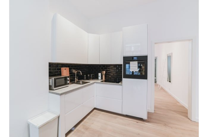 Apartment in Dansaert IX, Saint Catherine - 9