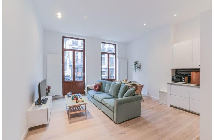 Apartment in Dansaert IX, Saint Catherine - 3