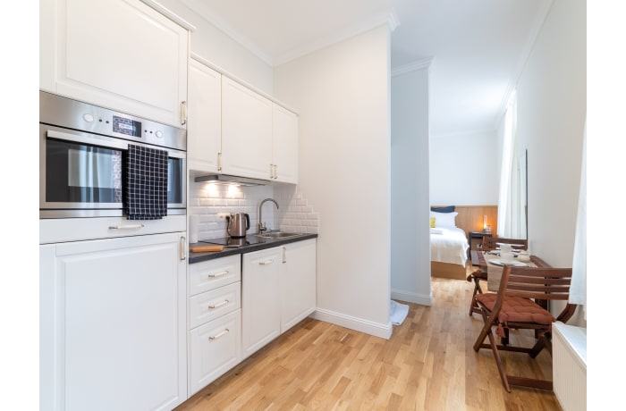 Apartment in Dansaert VI, Saint Catherine - 1
