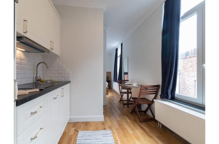 Apartment in Dansaert VI, Saint Catherine - 2