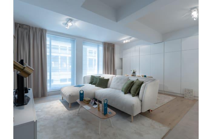 Apartment in Stassart I, Toison d'Or - 1