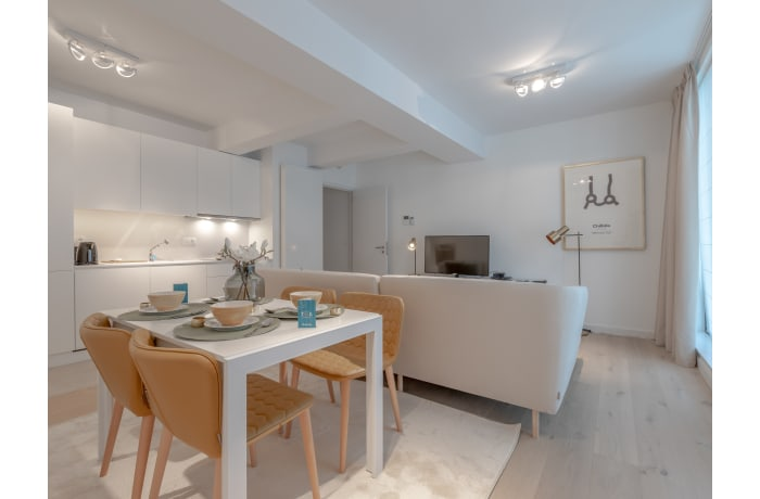 Apartment in Stassart I, Toison d'Or - 4