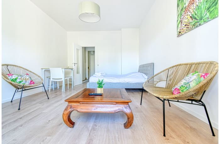 Apartment in Isola Bella, Califonie Pezou - 8
