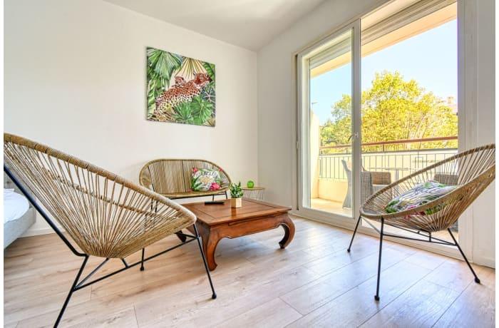 Apartment in Isola Bella, Califonie Pezou - 1