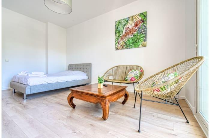 Apartment in Isola Bella, Califonie Pezou - 0