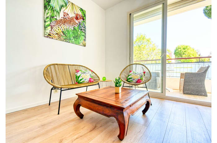 Apartment in Isola Bella, Califonie Pezou - 2