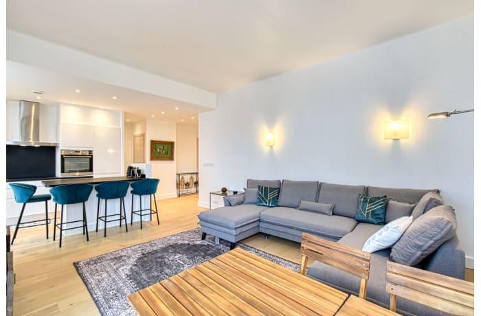 Apartment in Montfleury, Califonie Pezou - 1