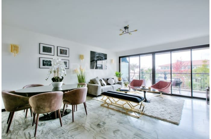 Apartment in Louis Blanc Luxury, Le Suquet - 0