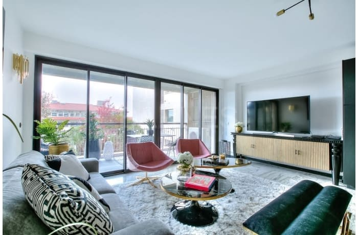 Apartment in Louis Blanc Luxury, Le Suquet - 2
