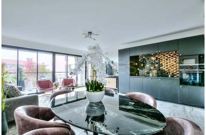 Apartment in Louis Blanc Luxury, Le Suquet - 3