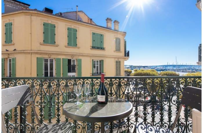 Apartment in Louis Blanc Modern, Le Suquet - 3