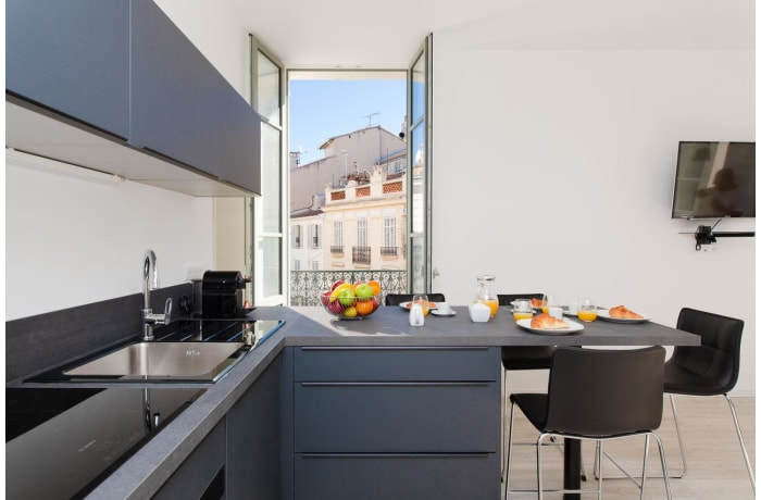 Apartment in Louis Blanc Modern, Le Suquet - 6