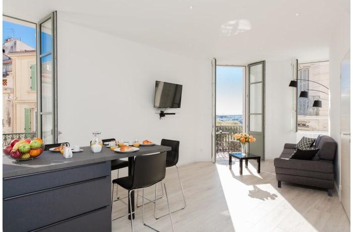 Apartment in Louis Blanc Modern, Le Suquet - 1