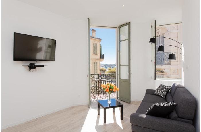 Apartment in Louis Blanc Modern, Le Suquet - 2