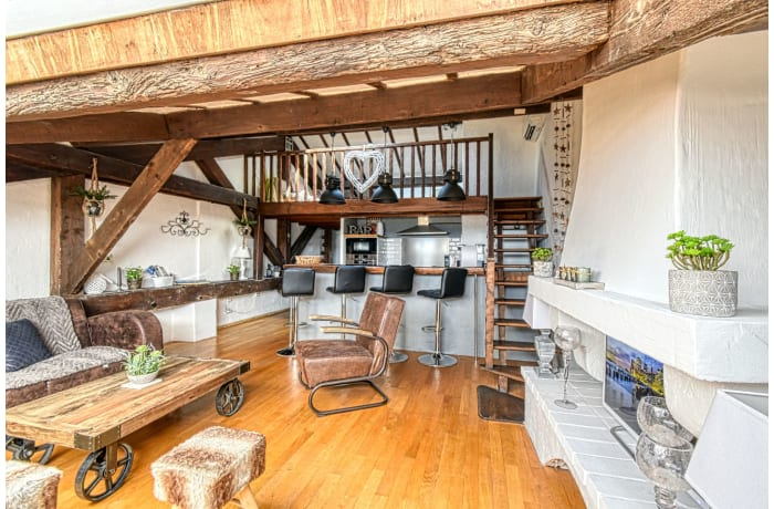 Apartment in Victor Tuby Duplex, Le Suquet - 1