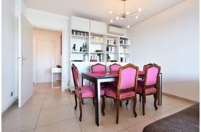 Apartment in Beaulieu Sur Mer, Petit Juas - 5