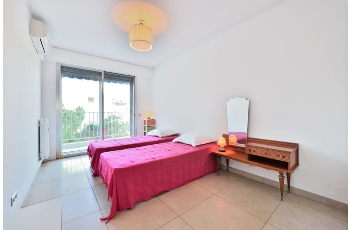 Apartment in Beaulieu Sur Mer, Petit Juas - 6