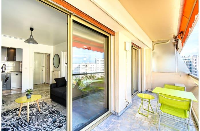 Apartment in Canto, Pointe Croisette - 15