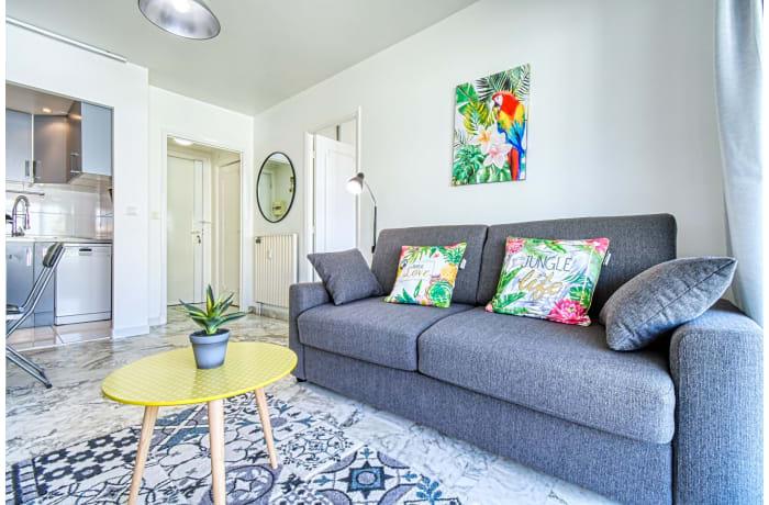 Apartment in Canto, Pointe Croisette - 1