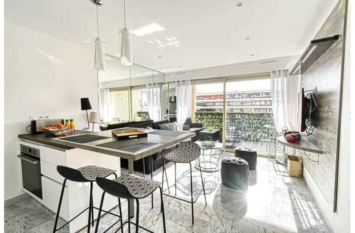 Apartment in La Croisette II, Pointe Croisette - 3