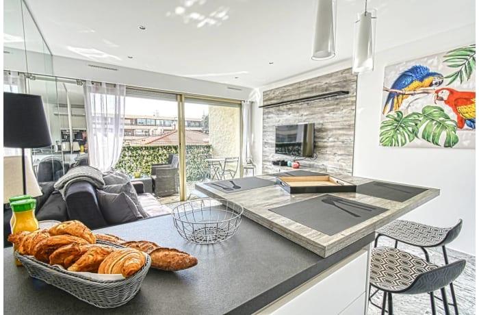 Apartment in La Croisette II, Pointe Croisette - 5