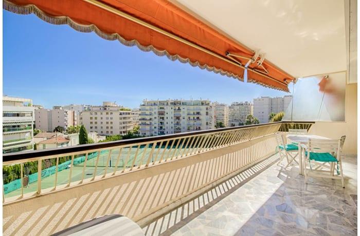 Apartment in La Croisette Terrace, Pointe Croisette - 15