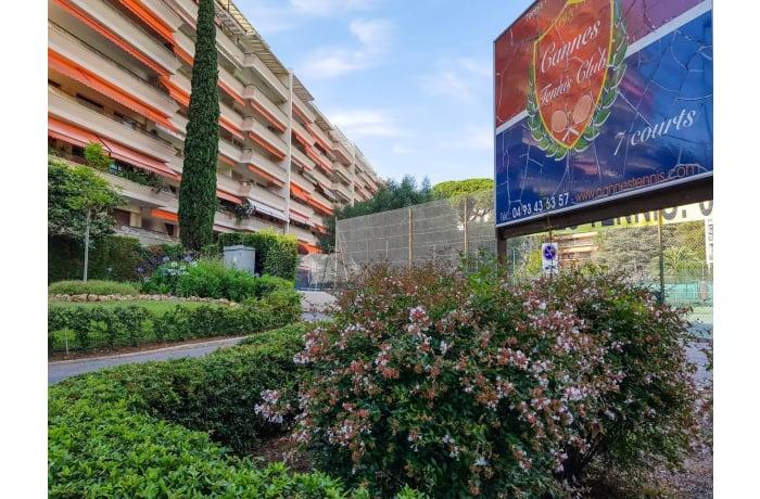 Apartment in La Croisette Terrace, Pointe Croisette - 0
