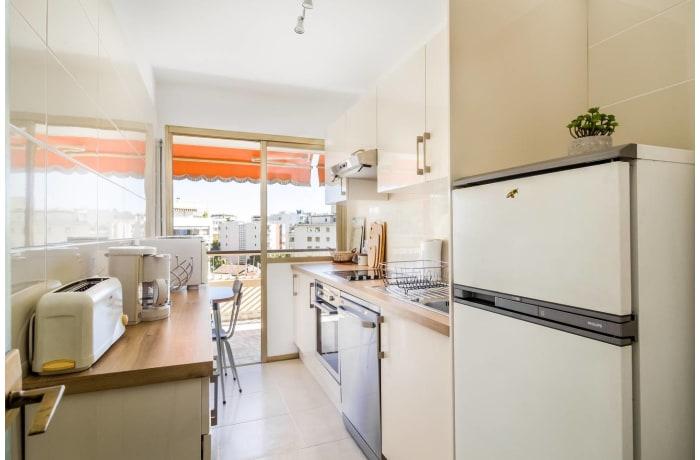 Apartment in La Croisette Terrace, Pointe Croisette - 5
