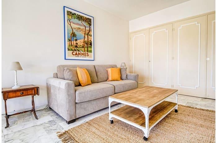 Apartment in La Croisette Terrace, Pointe Croisette - 2
