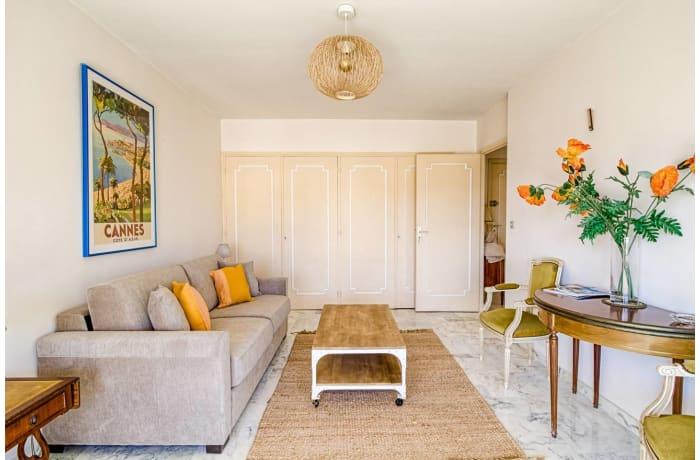Apartment in La Croisette Terrace, Pointe Croisette - 3