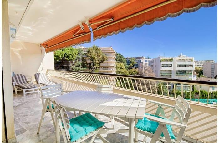 Apartment in La Croisette Terrace, Pointe Croisette - 12